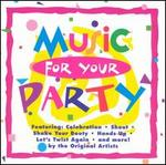 MUSIC FOR YOUR PARTY