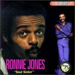 The Best of Ronnie Jones: Soul Sister