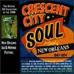 CRESCENT CITY SOUL/4 CD BOX SET