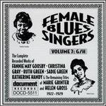 Female Blues Singers, Vol. 7: G/H (1922-1929)