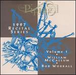 The Piping Centre 1997 Recital Series, Vol. 1