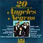 20 xitos Originales De Los Angeles Negros