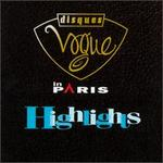Disques Vogue in Paris Highlights