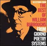 Selections from Best of William Burroughs [EP] [EP]