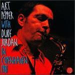 Art Pepper with Duke Jordan in Copenhagen 1981