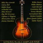 Evidence Blues Sampler: Four