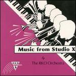 MUSIC FROM STUDIO X