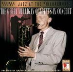 The Gerry Mulligan Quartets in Concert