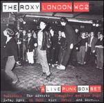 Roxy London WC2: A Live Punk Box Set