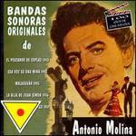 ANTONIO MOLINA Y EL CINE