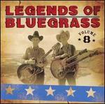 The Legends of Bluegrass, Vol. 8