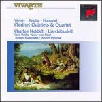 Carl Maria von Weber, Antoine Reicha, Johann Hummel: Clarinet Quintets & Quartet