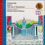 Tchaikovsky:Suites Nos. 2 & 4