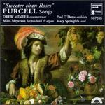 Sweeter than Roses: Purcell Songs