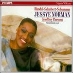 "Jessye Norman Sings H""ndel, Schubert, Schumann"