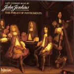 Late Consort Music by John Jenkins