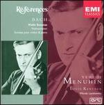 Bach: Sonatas for violin & piano