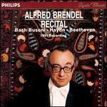 Alfred Brendel: Recital 1991