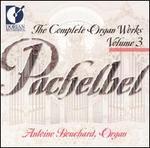 Pachelbel: Organ Works Vol.3