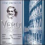 The Best of Verdi: Highlights, Vol. 2
