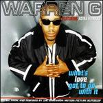 WHATS LOVE GOT TODO WITH IT/CDS