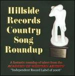 HILLSIDE RECORDS COUNTRY SONG ROUNDUP