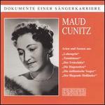 """Dokumente einer S""""ngerkarriere: Maud Cunitz"""