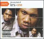 Playlist: The Very Best of KRS-One [PA] [Digipak]