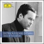 Dietrich Fischer-Dieskau: Voice of the Century [Includes DVDs] [Limited Edition]