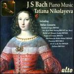 J.S. Bach: Piano Music