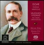 Elgar: Enigma Variations; Vaughan Williams: The Wasps; Greensleeves