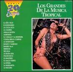 Los Grandes de la Musica Tropical: Serie 20 Exitos