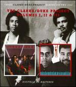 The Clarke/Duke Project, Vols. 1-3