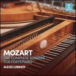 MOZART:COMPLETE SONATAS FOR PIANOFORT