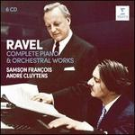 RAVEL:COMPLETE PIANO & ORCHESTRAL WOR
