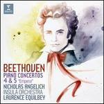 BEETHOVEN:PIANO CONCERTOS NOS 4 & 5