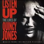 LISTEN UP-LIVES OF QUINCY JONES