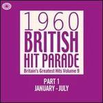 1960 British Hit Parade, Vol. 1: January To June