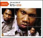 Playlist: The Very Best of KRS-One [Digipak]
