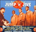 Rare West Coast Jump 'N' Jive 1945-1954 [Box]
