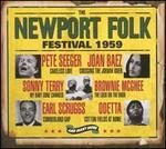 The Newport Folk Festival 1959 [Digipak]