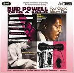 Four Classic Albums Plus: Strictly Powell/The Genius of Bud Powell/Swingin' with Bud/Piano Interpretations by Bud Powell