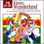 Kinder Wunderland: Die Horspielbox Fur Zuhause und Die Reise [Box]