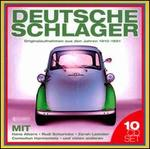 Deutsche Schlager: Original Recordings from 1910-1951