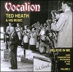 Rare Transcription Recordings of the 1950's, Vol. 3