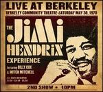 Live at Berkeley [LP]