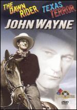 John Wayne - Texas Terror/The Dawn Rider