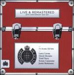 Live and Remastered: 20th Anniversary Box Set [Box]