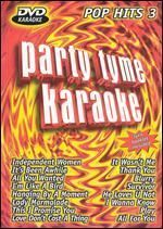 Party Tyme Karaoke - Pop Hits 3
