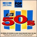 The Pop Years: The 50s [Box]